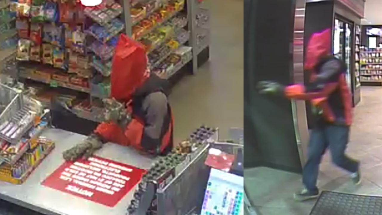 Greenville robbery QuikTrip Laurens Road
