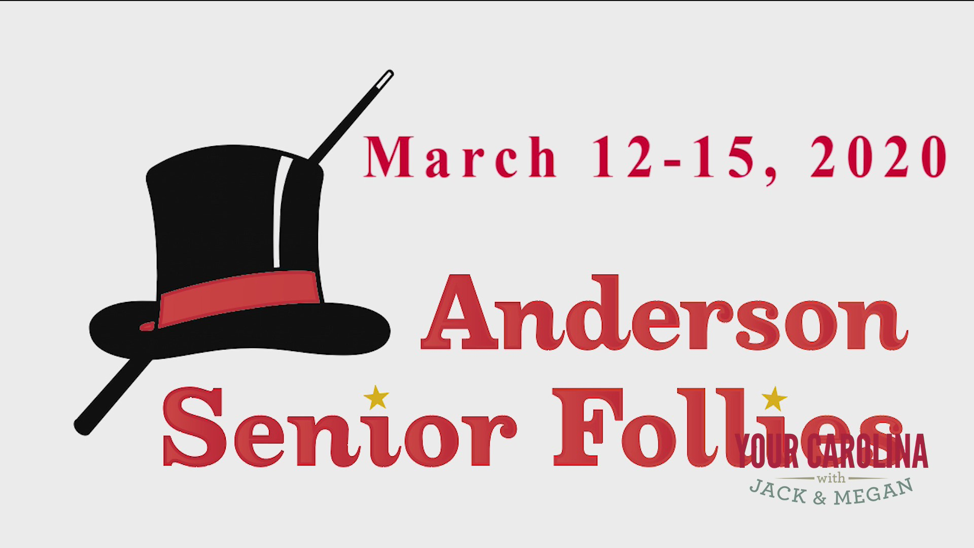 The Anderson Senior Follies Spice of Life Show
