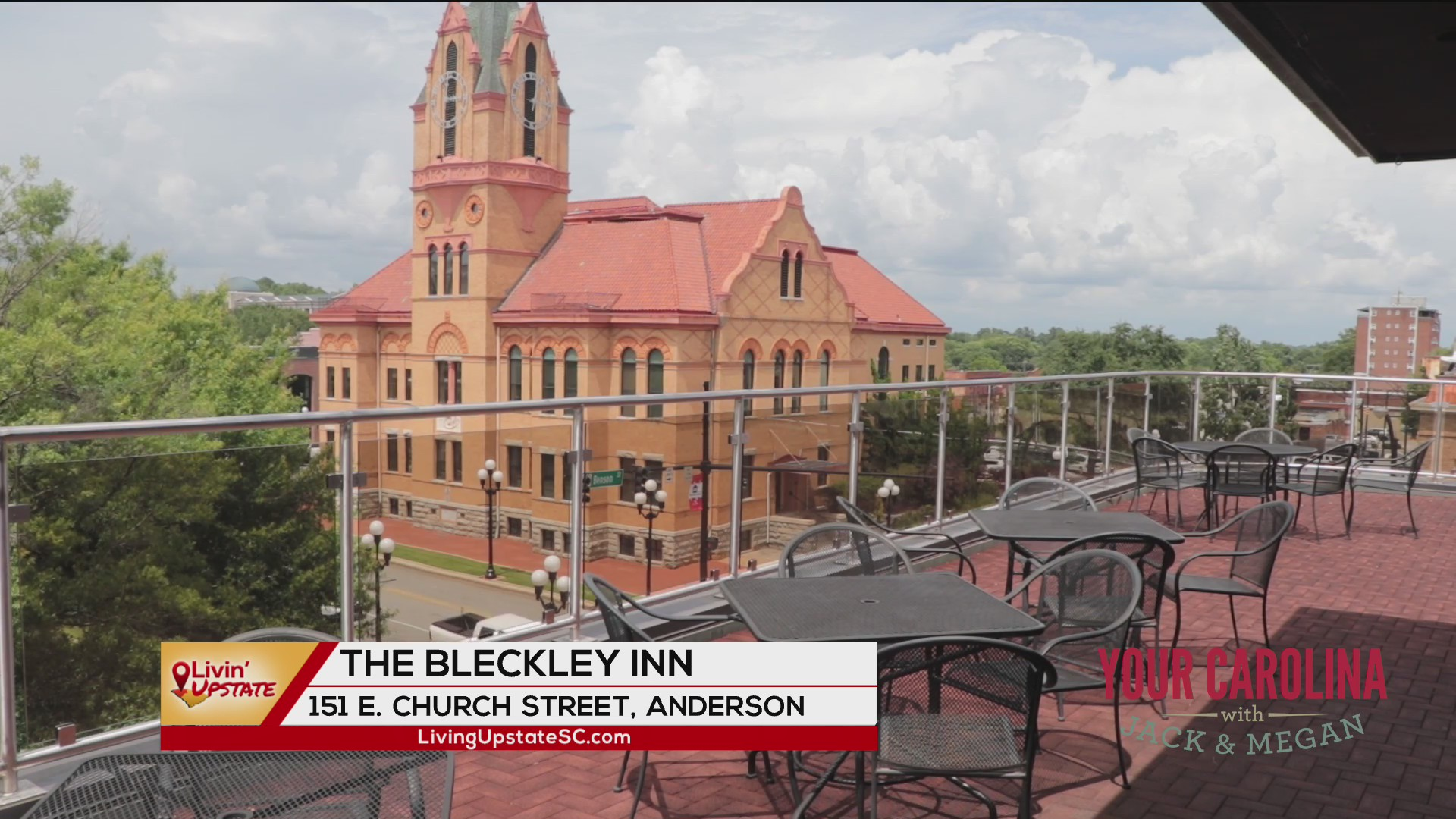 The Bleckley properties reclaim portions of Anderson's past with downtown revitalization projects