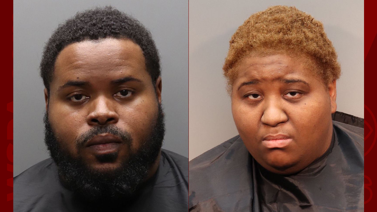 Jerry Robinson (left) and Ariel Robinson (From: Simpsonville Police)