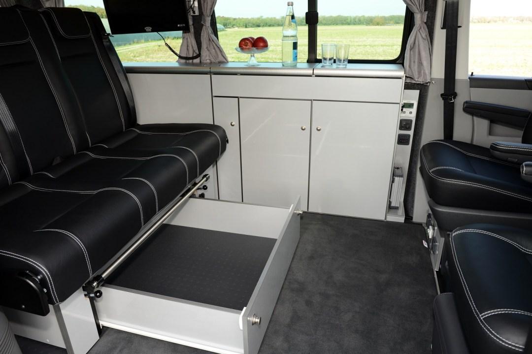 freizeit van vw t5 t6 camping vans wohnmobile camper. Black Bedroom Furniture Sets. Home Design Ideas