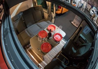 Freizeit Van Open auf Lager!