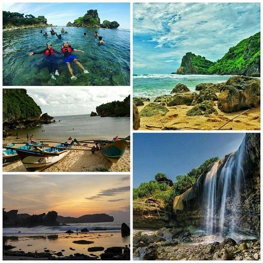 Wisata Pantai Pantai di Gunung Kidul Yogyakarta Yang Menarik Wajib Anda Kunjungi