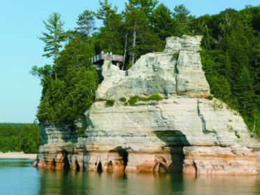 geology and landscape of michigan's