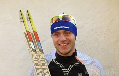 Spitzensportler Andreas Weishäupl bei der Universiade in Trentino nominiert