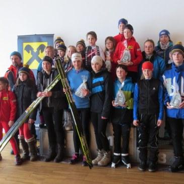 Rastbüchler zeigten beim Böhmerwaldlauf starke Leistungen