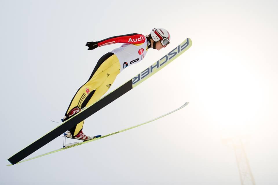 Erfolgreiches Skisprungwochenende für Rastbüchler