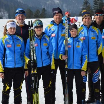 Vier Rastbüchler beim DSC-Finale in Ruhpolding dabei