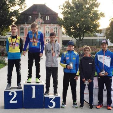 Deutscher Schülercup Skispringen in Degenfeld
