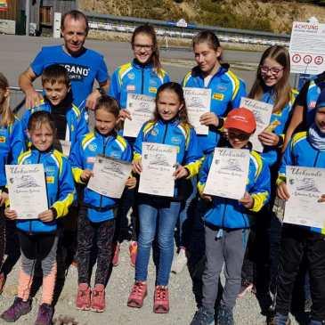 Rastbüchler holen sechs Klassensiege am Arbersee