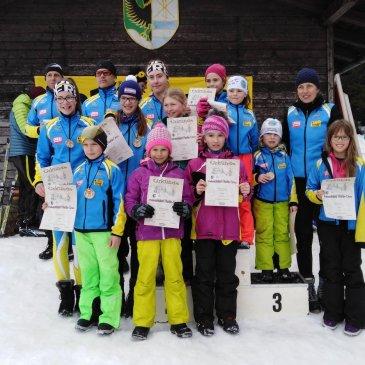 Saisonfinale im Bayerwald beim Nordic Cross in Rabenstein