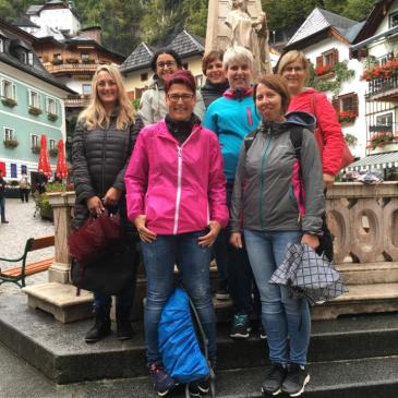 DJK: WSV-Damen unterwegs im Salzkammergut