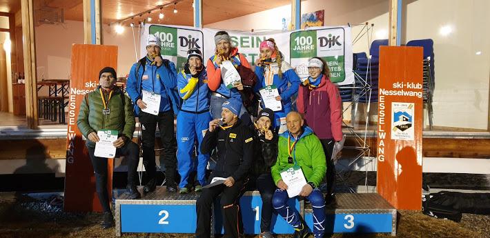 DJK-Bundeswinterspiele in Wertach