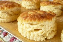 Best Flaky Buttery Biscuits Recipe