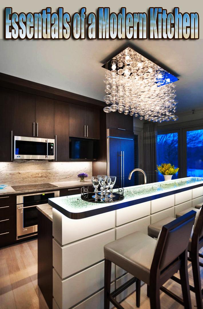 Essentials of a Modern Kitchen