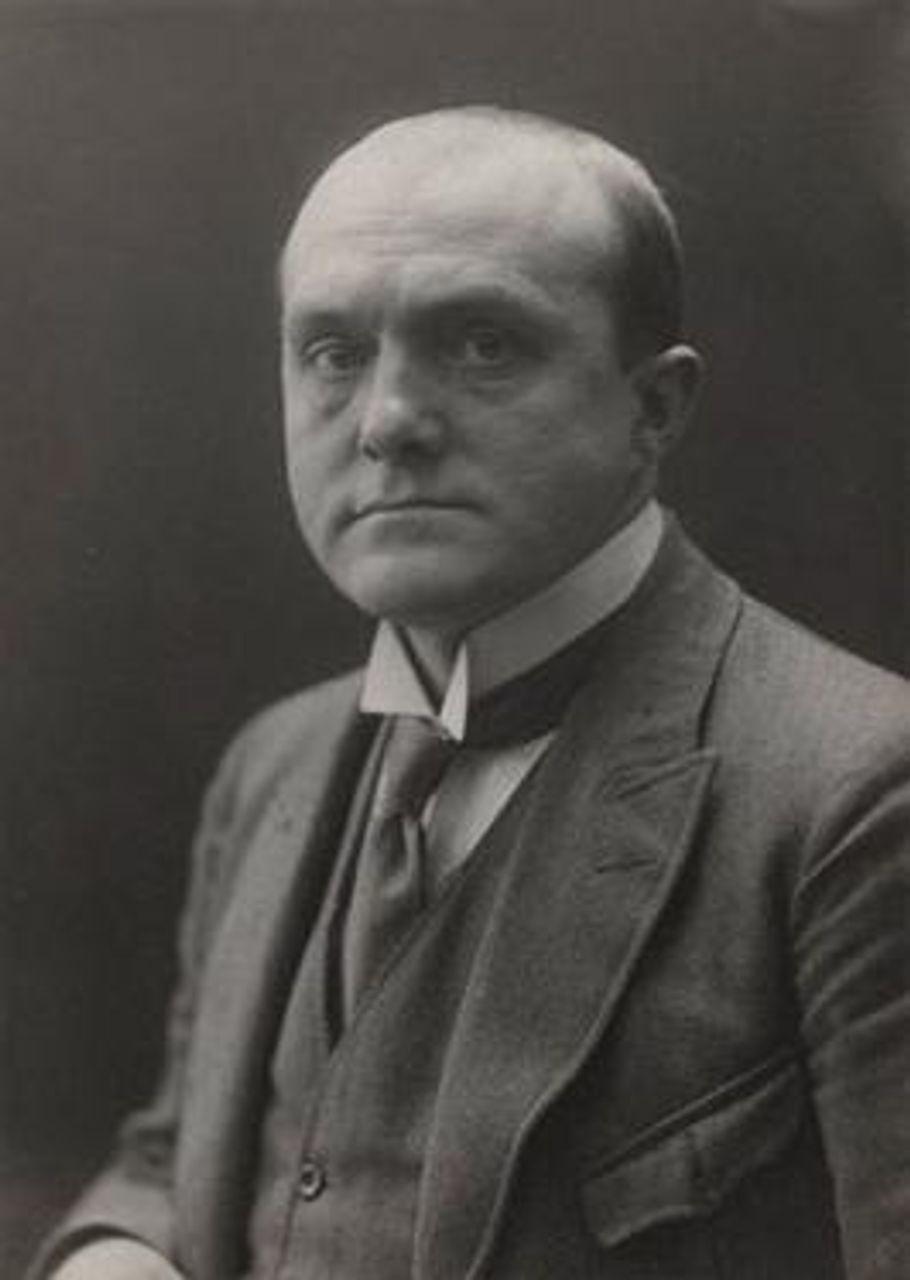 Max Beckmann, 1922