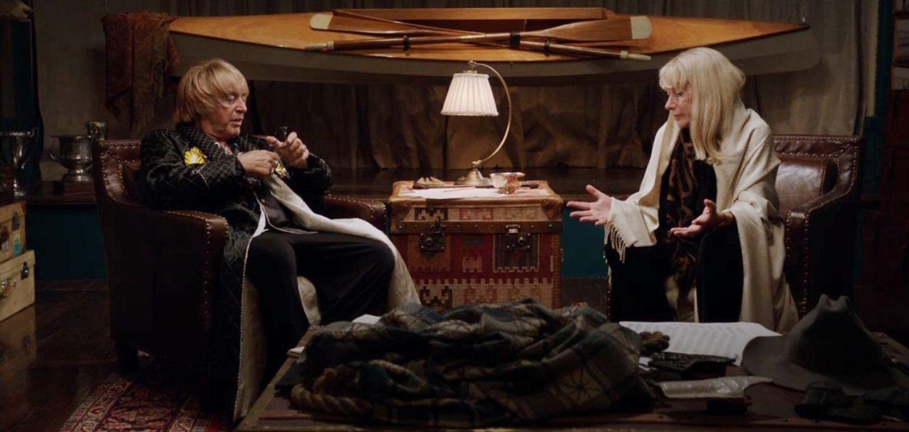 HBOs Phil Spector David Mamets mythological tale