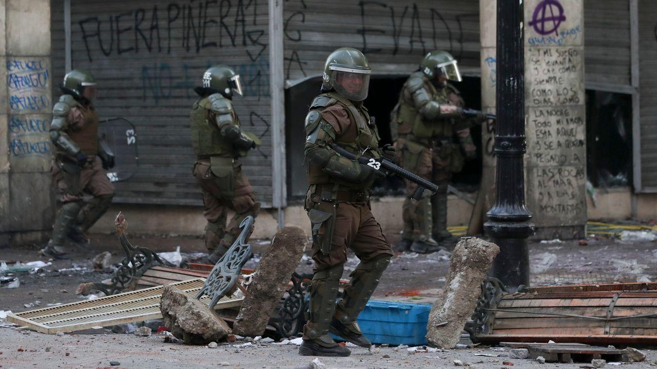 La répression militaire au Chili: le retour de Pinochet - World Socialist Web Site