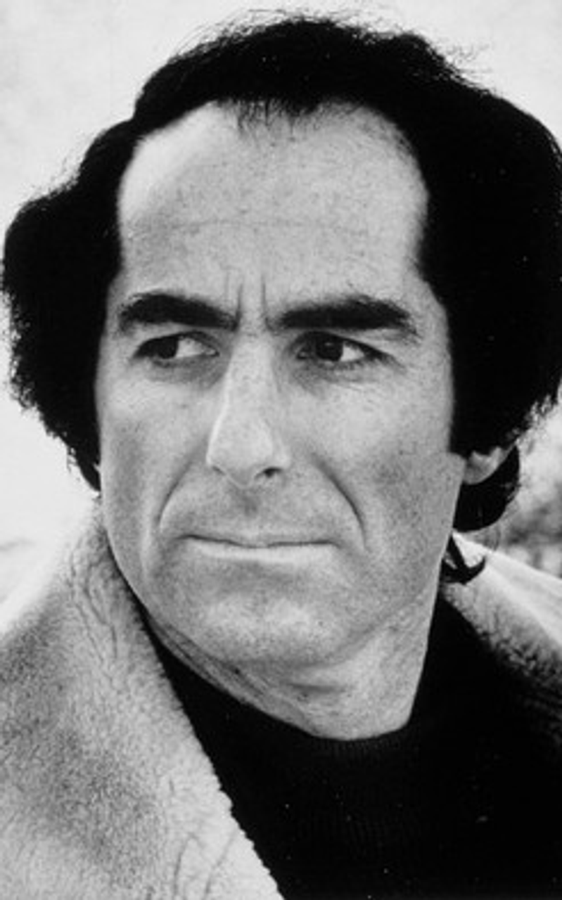 Philip Roth in 1973