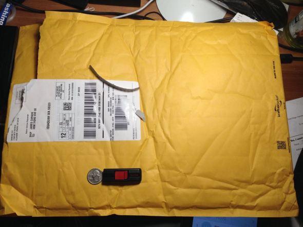 Huge Envelope