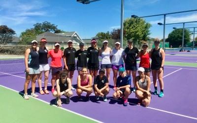 Premier Women's teams at Waimairi