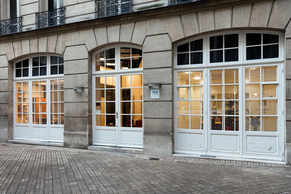domiciliation d'entreprise à Paris | Espace George V - World Trade Center Marseille