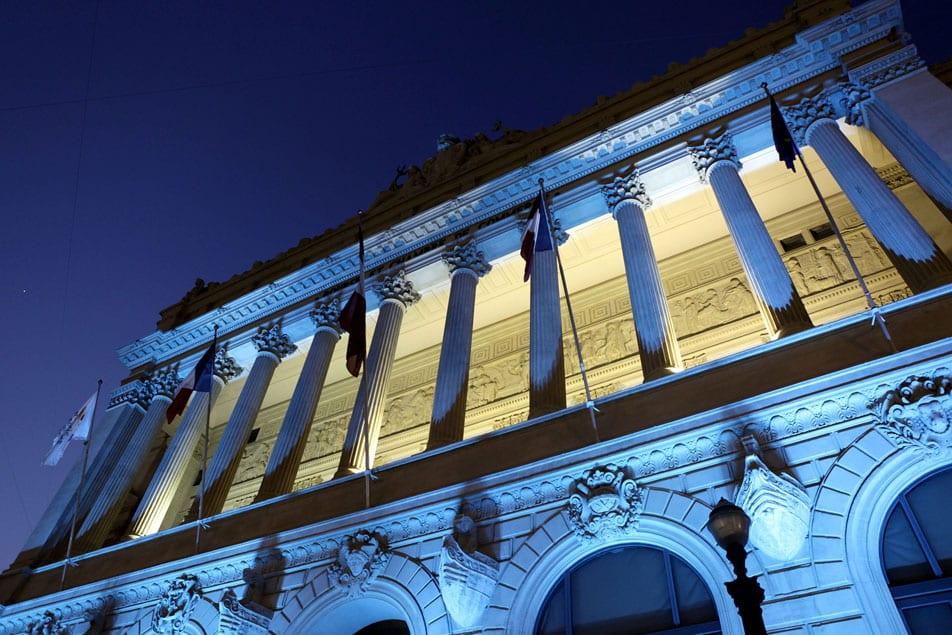 Centre de congrès Marseille | Palais de La Bourse - World Trade Center Marseille Provence