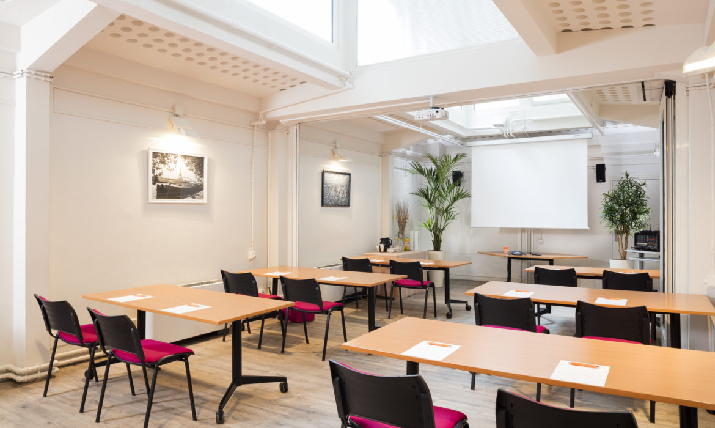 Espace George V - Espaces de travail - Salles de réunion - Domiciliation