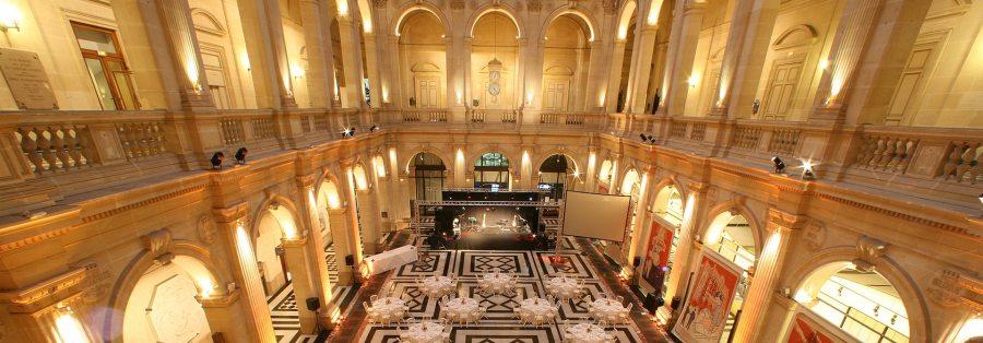 Location salle de réception à Marseille au Palais de La Bourse
