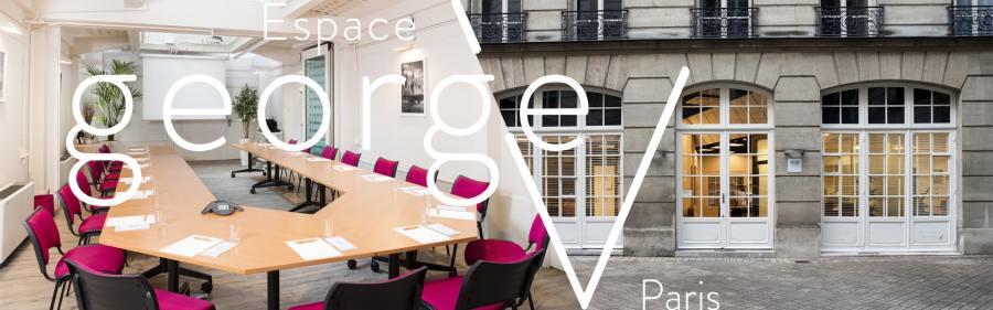 Se domicilier à l'Espace George V à Paris
