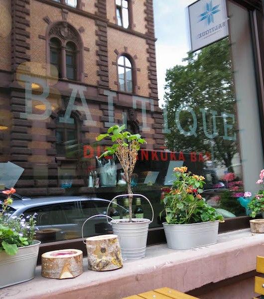 Baltique: Pankuka in Frankfurt