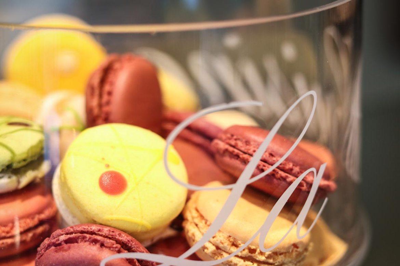 Macarons im Europaviertel
