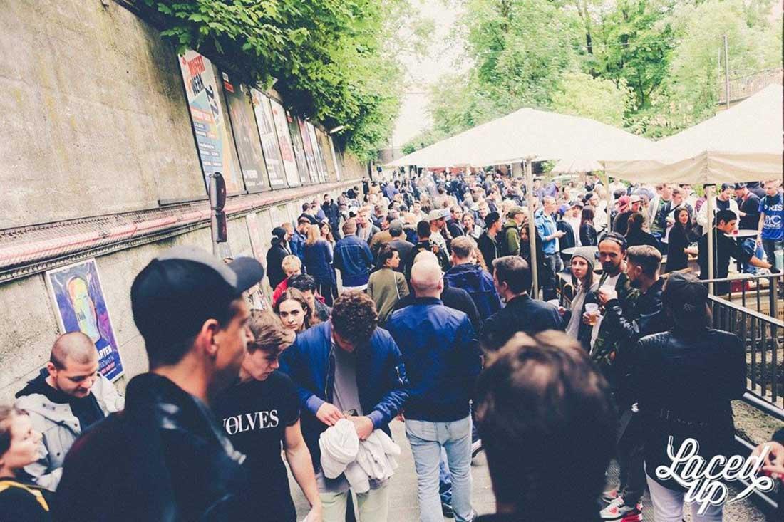 Laced Up Frankfurt Sneakermesse