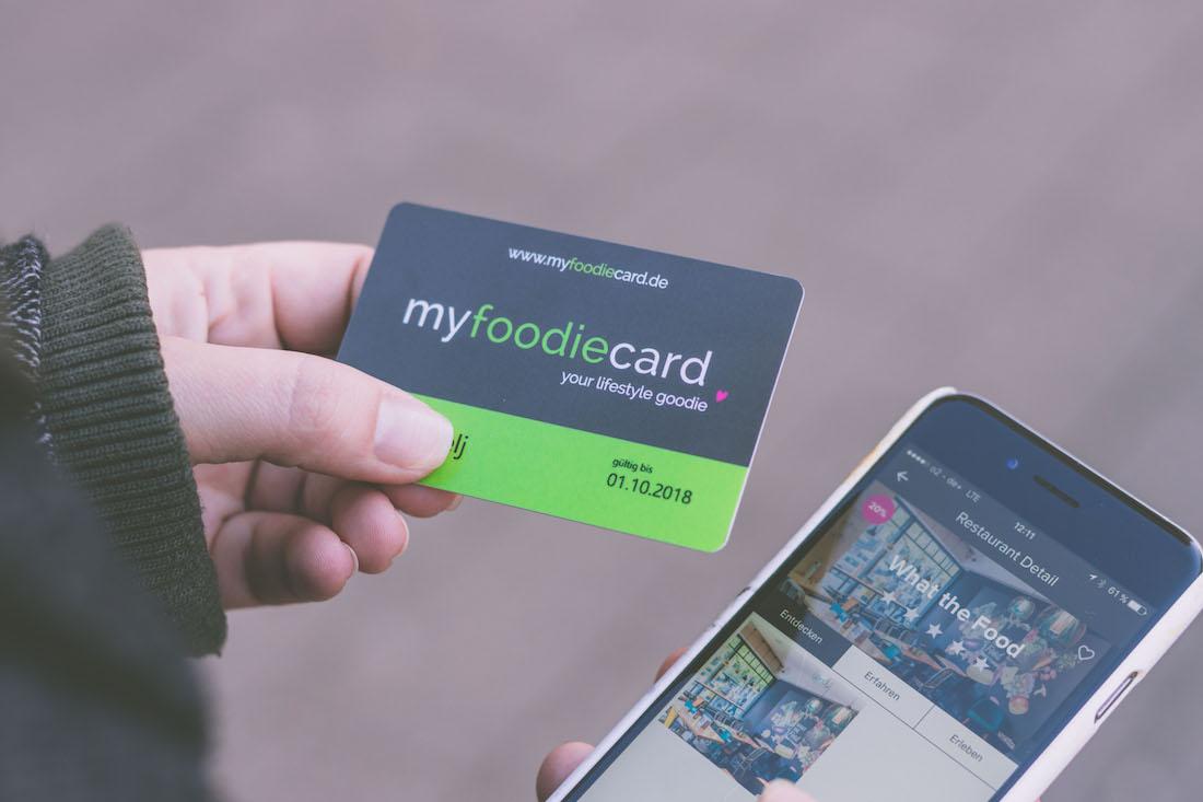 myfoodiecard