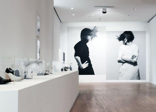 Jil Sander Ausstellung in Frankfurt