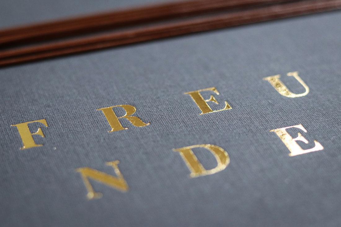 Buch der Freunde - Das Poesie Album für Erwachsene