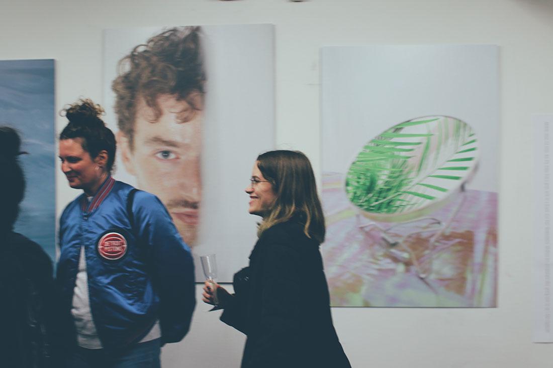 P. Connection Collective Ausstellung