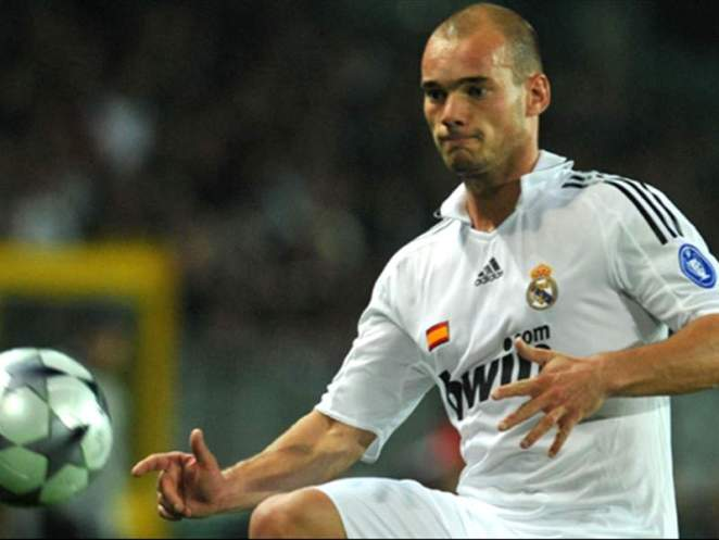 sneijder real