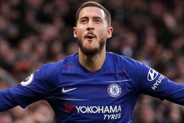 Eden Hazard transfer