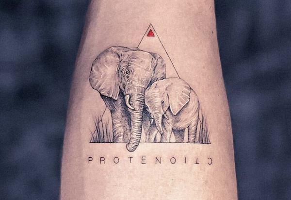 chicarito tattoo
