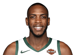 Picture of the 6 ft 7 in (2.01 m) tall American shooting guard/small forward of Milwaukee Bucks
