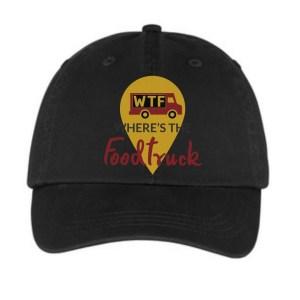 wtf baseball cap