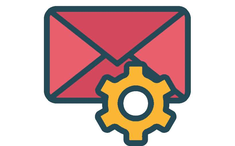 email config wide