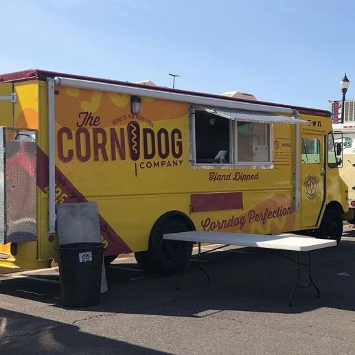 Love Me Foods food truck