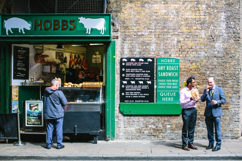 Hobbs, Borough Market