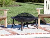 Roman Fire Pit Traveled Living