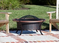 Copper Rail Fire Pit | Well Traveled Living