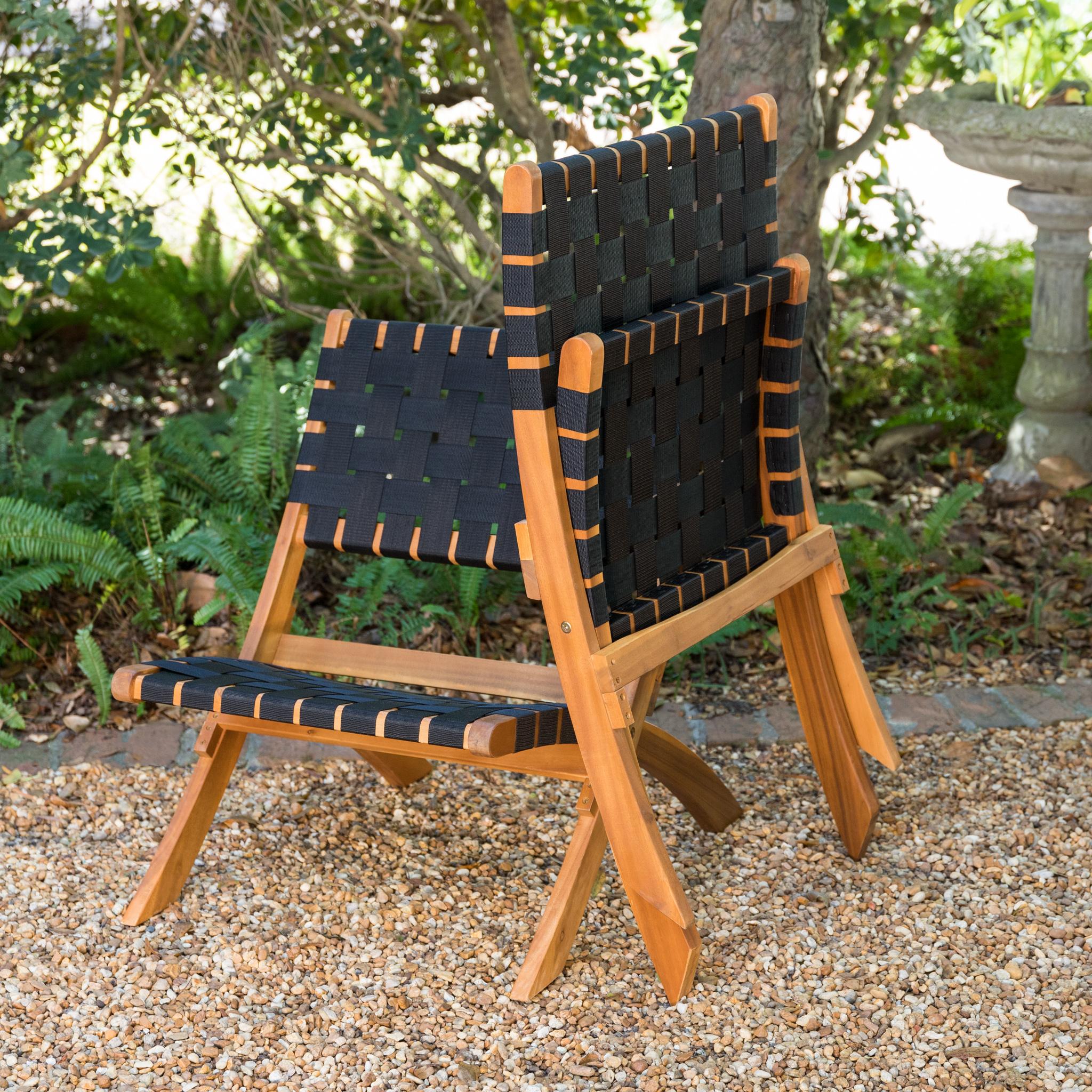 sava folding outdoor chair well