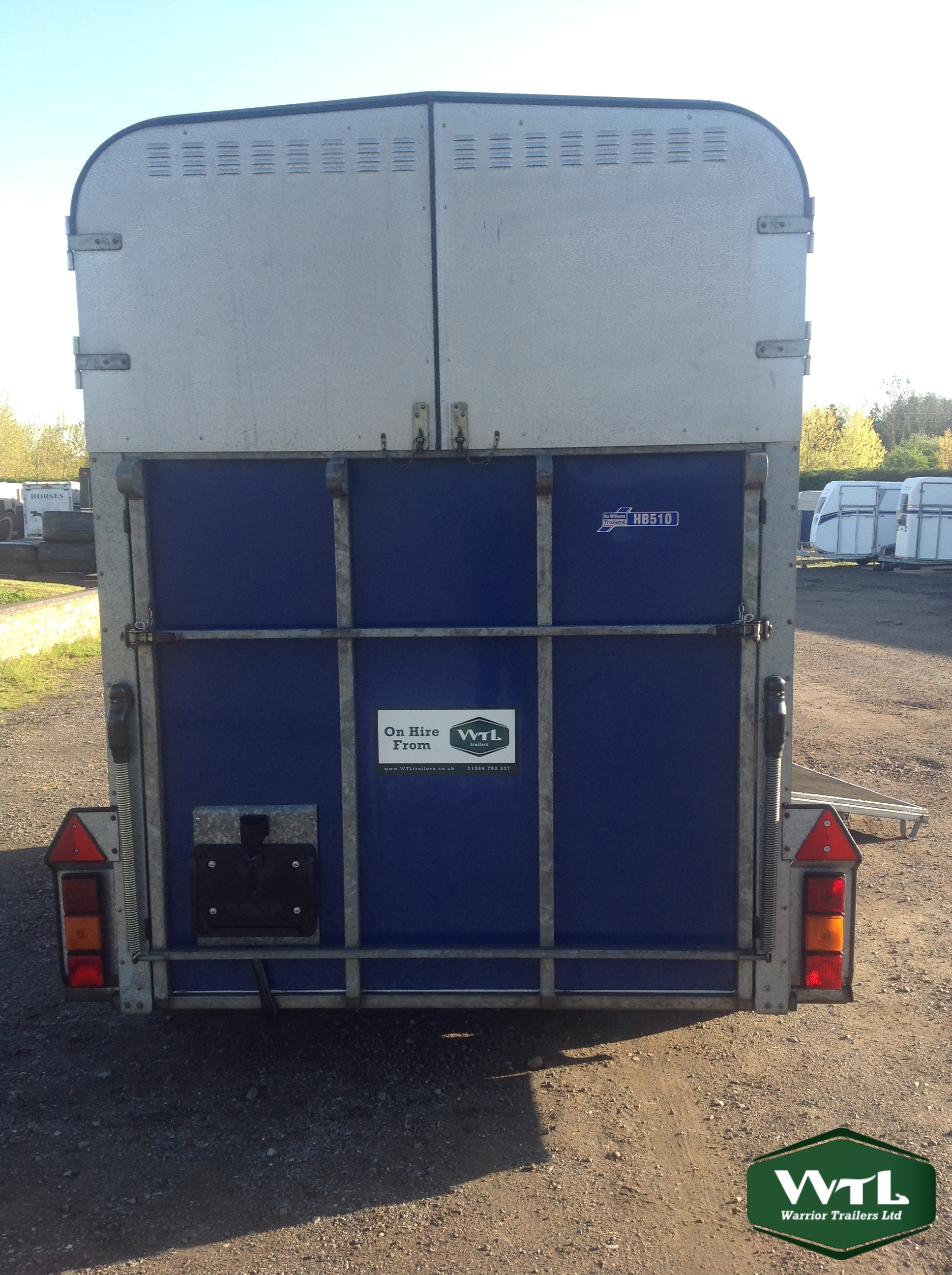 Warrior trailers ltd trailer hire ifor williams 510 on wiring diagram for ifor williams horse trailer Equipment Trailer Wiring Diagram 7 Round Trailer Wiring Diagram