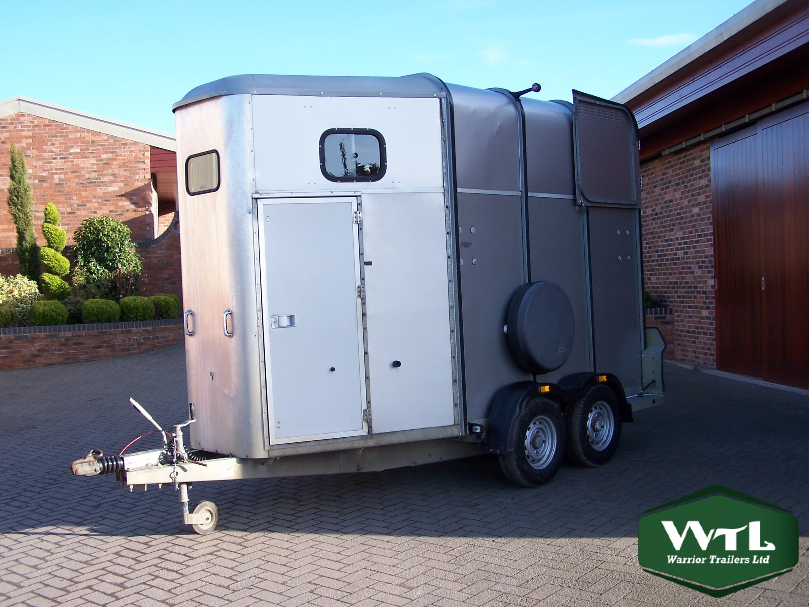 Warrior trailers ltd used ifor williams 510r classic sold on wiring diagram for ifor williams horse trailer Carry-On Trailer Wiring Diagram PJ Gooseneck Wiring Diagram